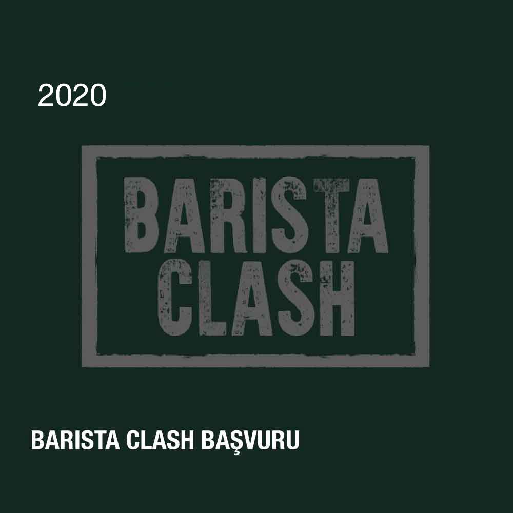 Barista Clash Başvuru Formu